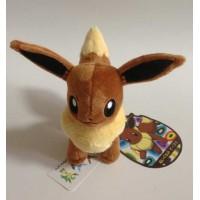 Pokemon Center 2012 Eevee Collection Eevee Standing Plush Toy