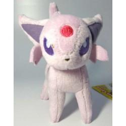 Pokemon Center 2009 Espeon Canvas Series Plush Toy