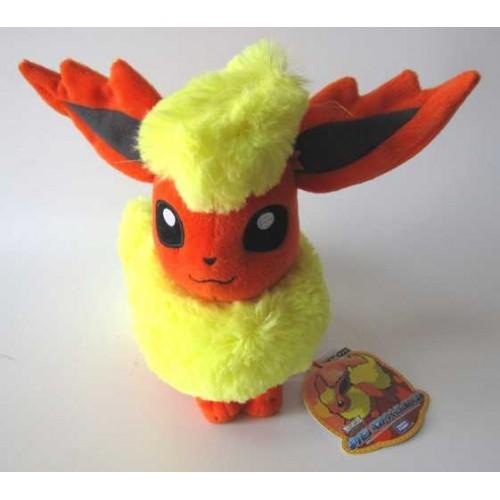 Pokemon 2012 Takara Tomy Flareon Plush Toy