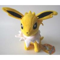 Pokemon 2012 Takara Tomy Jolteon Plush Toy
