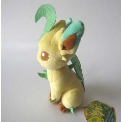 Pokemon 2012 Takara Tomy Leafeon Plush Toy