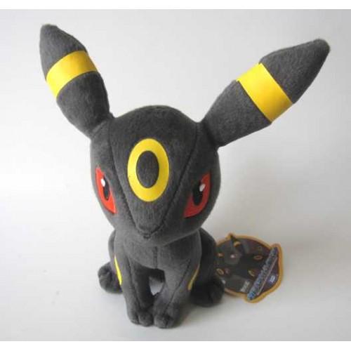 Pokemon 2012 Takara Tomy Umbreon Plush Toy
