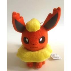 Pokemon 2013 Banpresto UFO Game Catcher Prize Flareon Plush Toy