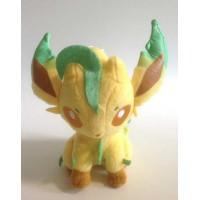 Pokemon 2013 Banpresto UFO Game Catcher Prize Leafeon Plush Toy