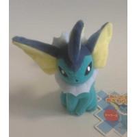 Pokemon Center 2013 Vaporeon Mini Sitting Plush Toy