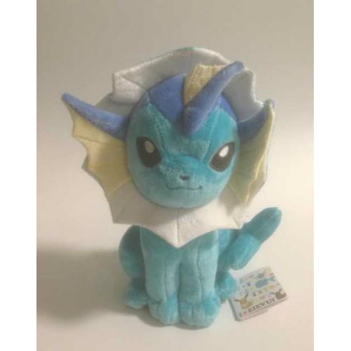 Pokemon 2013 Banpresto UFO Game Catcher Prize I Love Eievui Series Vaporeon DX Plush Toy