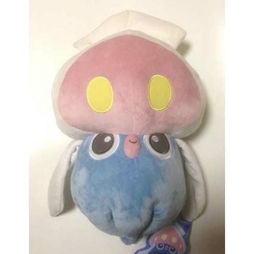 Pokemon Center 2014 Inkay Giant Lifesize Plush Toy