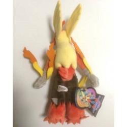 Pokemon Center 2013 Mega Blaziken Plush Toy