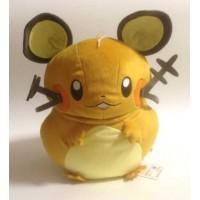 Pokemon 2014 Banpresto UFO Game Catcher Prize Dedenne DX Plush Toy