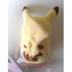 Pokemon 2014 Banpresto Lottery Prize I Love Pikachu & Eievui In My Room Series Pikachu Plush Curtain Tassel