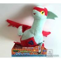 Pokemon 2015 Takara Tomy Latias Medium Size Plush Toy