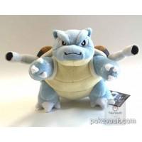 Pokemon Center 2015 Blastoise Plush Toy
