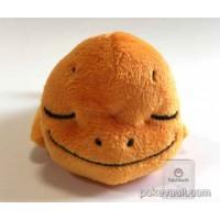 Pokemon Center 2015 Kuttari Series #2 Charmander Bean Bag Plush Toy (Sleeping Version)