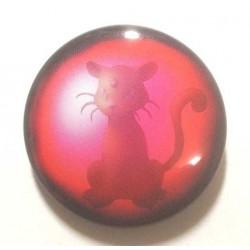 Pokemon Center 2013 15th Anniversary Persian Metal Button