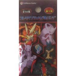 Pokemon Center 2014 Collectible Mega Pokemon Series #1 RANDOM Metal Button