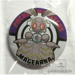 Pokemon Center 2016 XYZ Collection Movie Version Magearna Metal Button