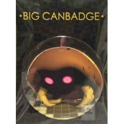 Pokemon Center 2016 Big Button Series #1 Kabuto Extra Large Size Metal Button #140