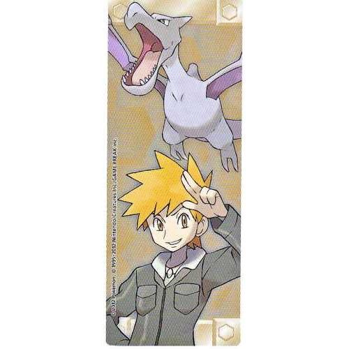 Pokemon Center 2012 Champions Tournament Aerodactyl Blue Bookmark