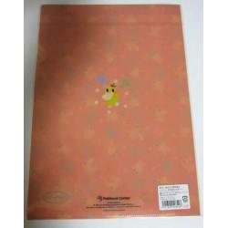 Pokemon Center 2012 Pokemon Time Campaign #4 Psyduck A4 Size Clear File Folder