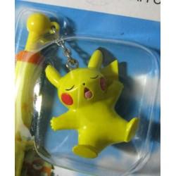 Pokemon Center Sapporo 2011 Pikachu Ball Point Pen With Figure Charm