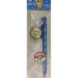 Pokemon Center Fukuoka 2012 Oshawott Ramen Mechanical Pencil With Figure Charm