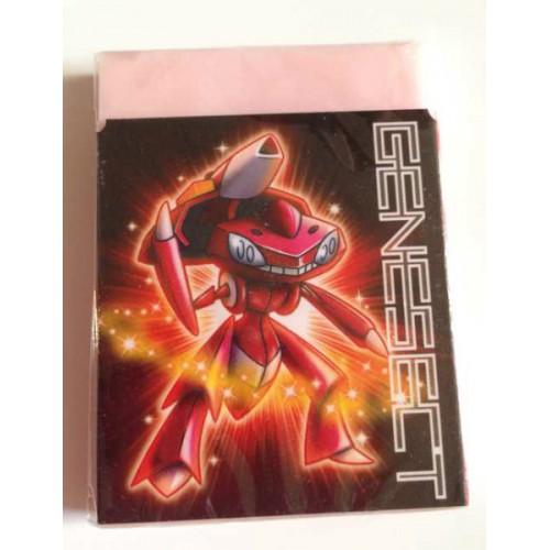 Pokemon Center 2013 Red Genesect Eraser