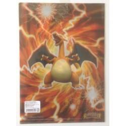 Pokemon Center 2014 Charizard Mega Battle A4 Size Clear File Folder