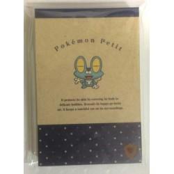 Pokemon Center 2014 Pokemon Petit Campaign Froakie Memo Pad