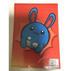 Pokemon Center 2015 Hip Hop Parade Campaign Azumarill A4 Size Clear File Folder