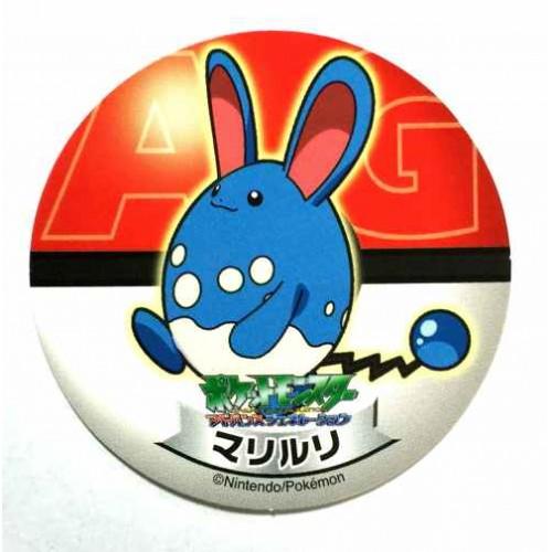 Pokemon 2006 Sapporo Ichiban Ramen AG Collection Series Azumarill Sticker
