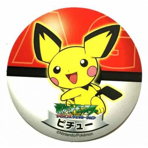 Pokemon 2006 Sapporo Ichiban Ramen AG Collection Series Pichu Sticker