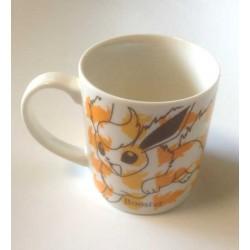 Pokemon Center 2013 Flareon Sketch Ceramic Mug