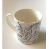 Pokemon Center 2013 Vaporeon Sketch Ceramic Mug