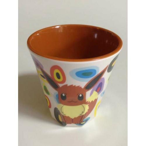 Pokemon Center 2012 Eevee Collection Eevee Plastic Cup