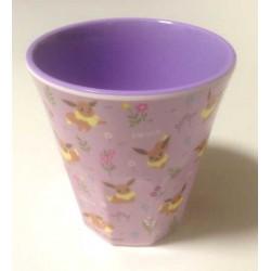 Pokemon Center 2013 Eevee Plastic Cup (Purple Version)