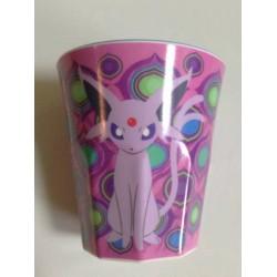 Pokemon Center 2012 Eevee Collection Espeon Plastic Cup