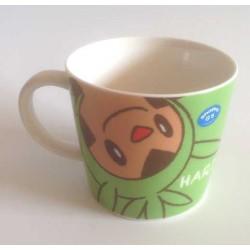 Pokemon Center 2014 Chespin Face Ceramic Mug