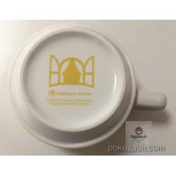 Pokemon Center 2017 Kuttari Campaign #1 Vulpix Growlithe Mudkip Zorua & Friends Ceramic Stackable Mug