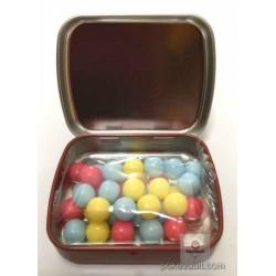 Pokemon Center 2016 Secret Teams Campaign #2 Team Magma Pikachu Candy Collector Tin