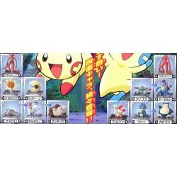 Pokemon 2004 Bandai Full Color Advance Series #10 Vigoroth Figure