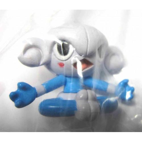 Pokemon 2004 Bandai Full Color Advance Series #11 Meditite Figure