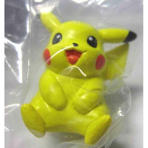 Pokemon 2004 Bandai Full Color Advance Series #13 Pikachu Figure