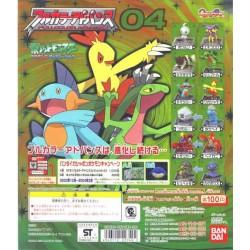 Pokemon 2004 Bandai Full Color Advance Series #4 Delcatty Figure