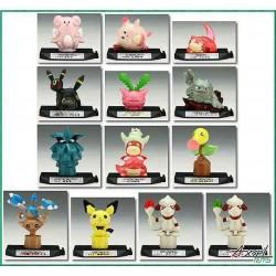 Pokemon 2000 Bandai Battle Museum Series #5 Umbreon Figure