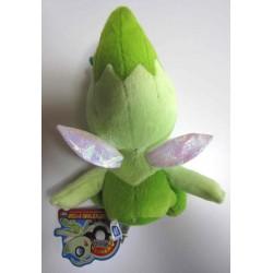 Pokemon 2010 Celebi Takara Tomy Plush Toy