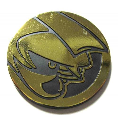 Pokemon 2009 Battle Road Tournament Palkia Gold Coin