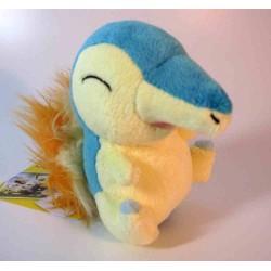 Pokemon Center 2009 Cyndaquil Canvas Series Plush Toy