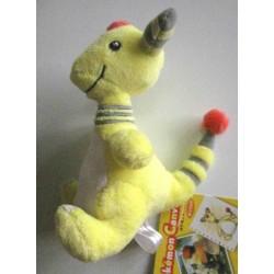 Pokemon Center 2010 Ampharos Canvas Series Plush Toy
