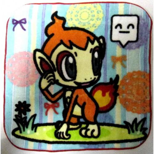 Pokemon Center 2010 Walking Starters Series #1 Chimchar Mini Hand Towel