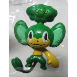 Pokemon Center 2011 Chupa Surprise Best Wishes #2 Pansage Pokeball Figure
